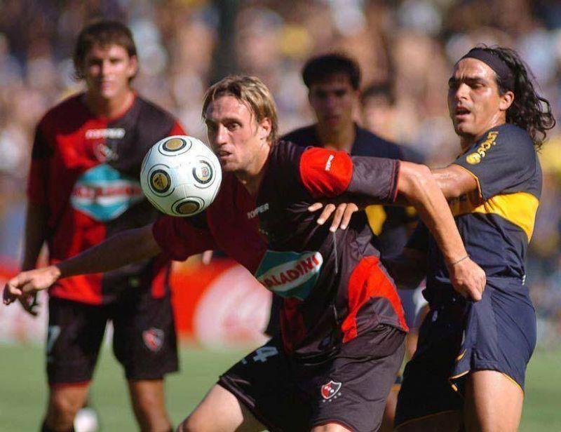 Ni el regreso de Palermo opac� la gran victoria de Newell's en La Bombonera.