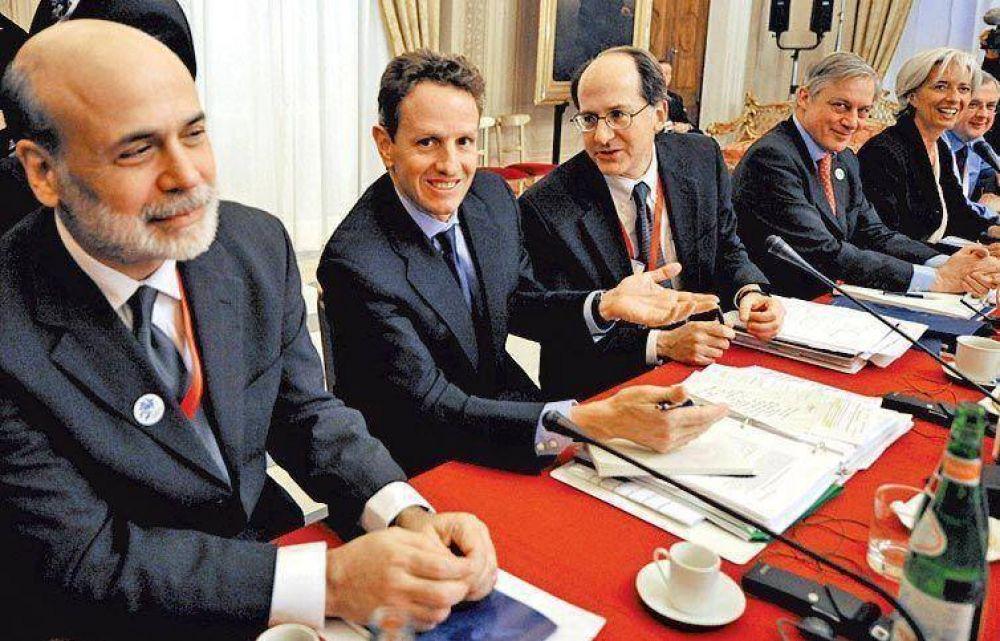 Las potencias coinciden en que es imprescindible reformar el FMI.