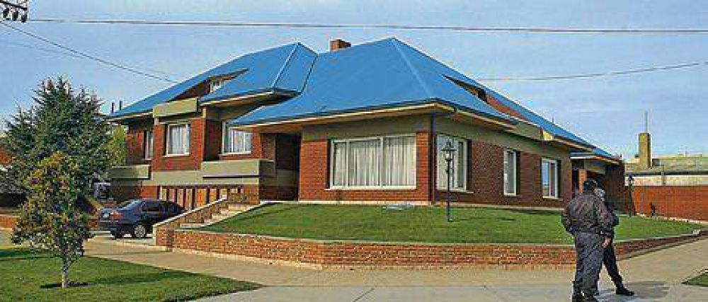 Por una triangulación, la casa que vendió Kirchner es de su socio y amigo Báez.