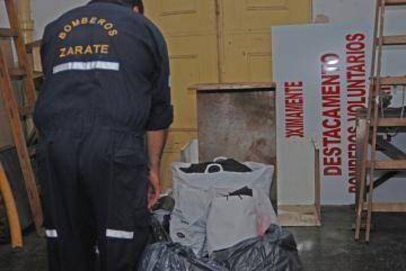 Comenzó la recolección de donaciones para Tartagal.
