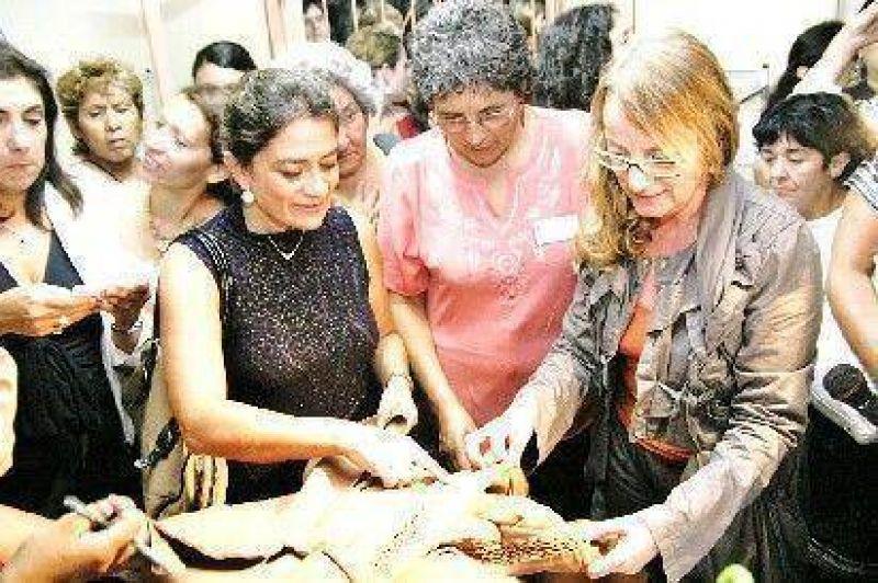 Alicia Kirchner en Catamarca