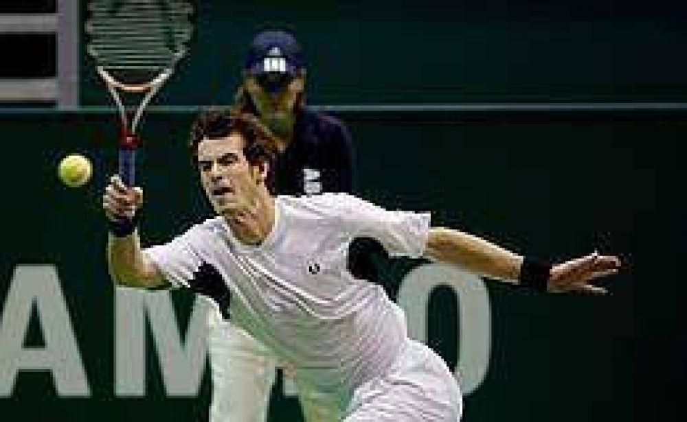 Murray derrotó a Nadal y se quedó con el ATP de Rotterdam.