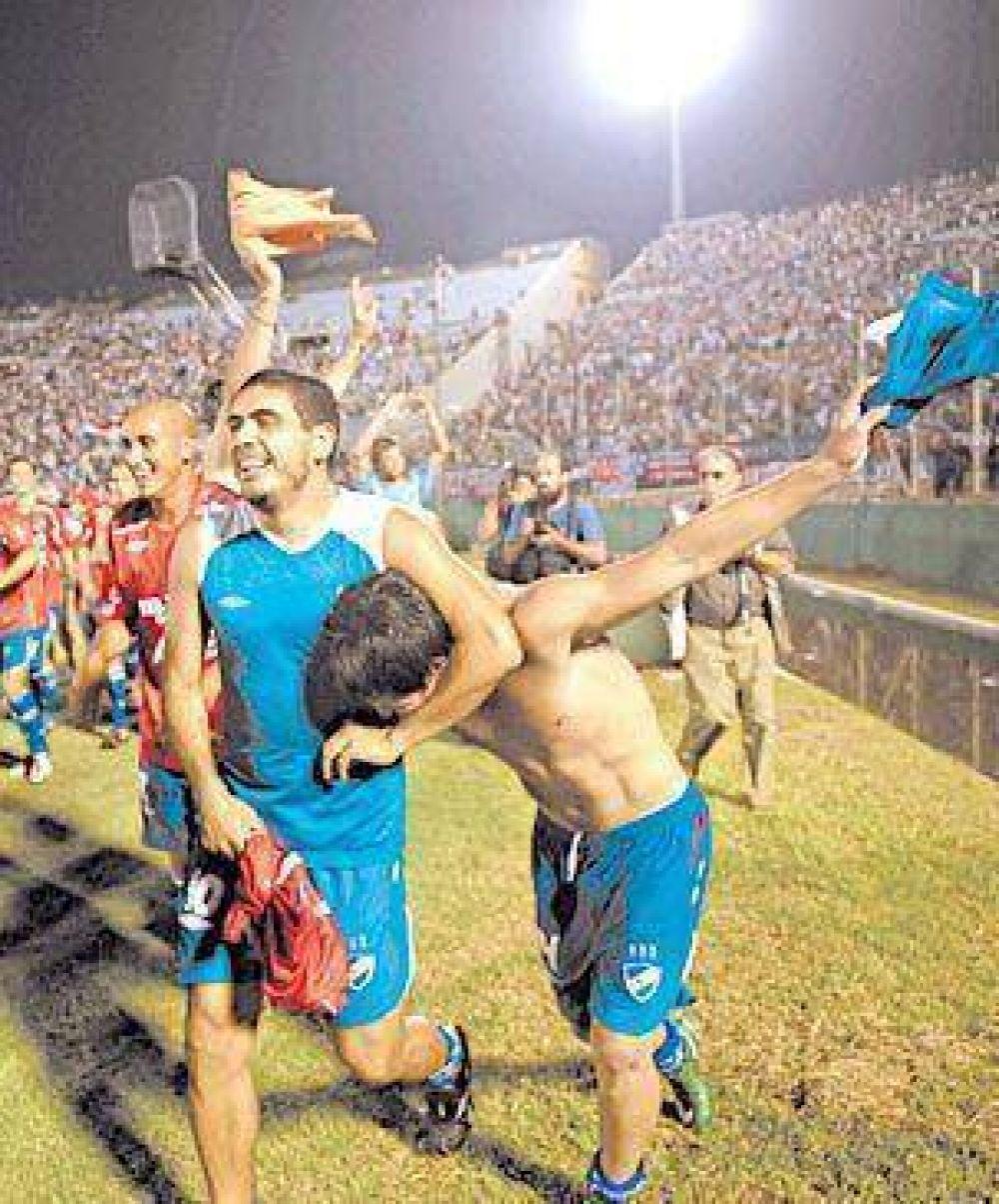 Campeón Nacional.