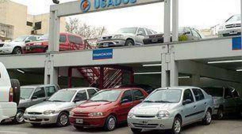 Cae la venta de autos usados