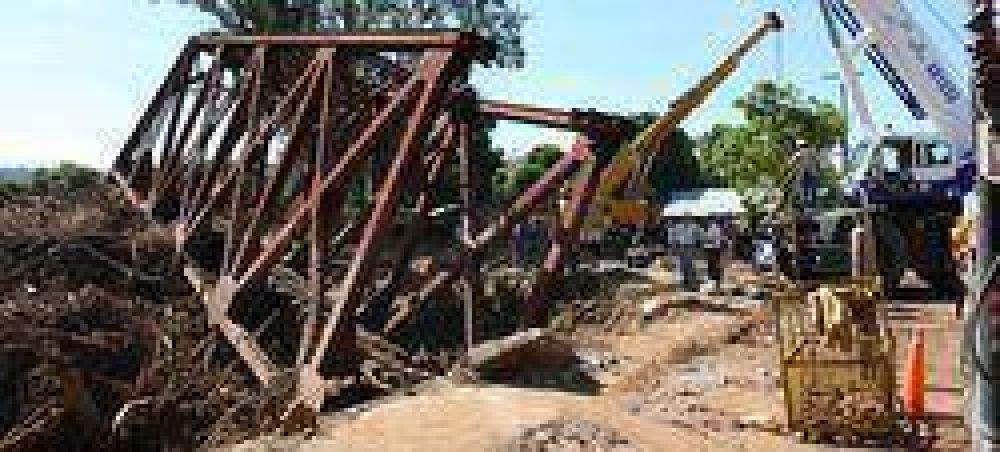 Hoy se firman las obras para la reconstrucción de Tartagal.