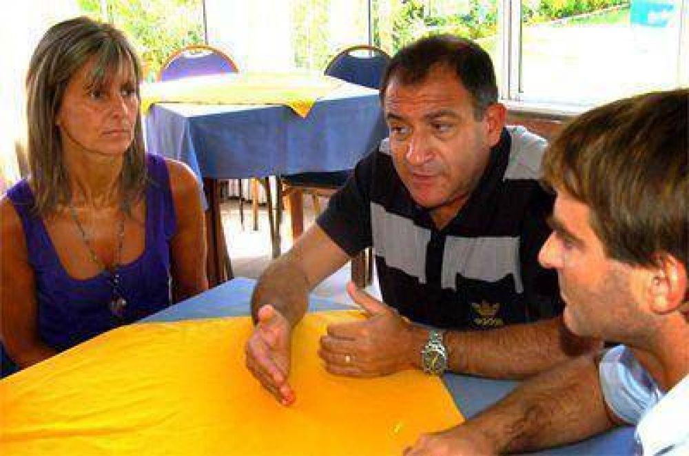 Juez salió a recorrer el valle Punilla de cara a las elecciones legislativas de octubre