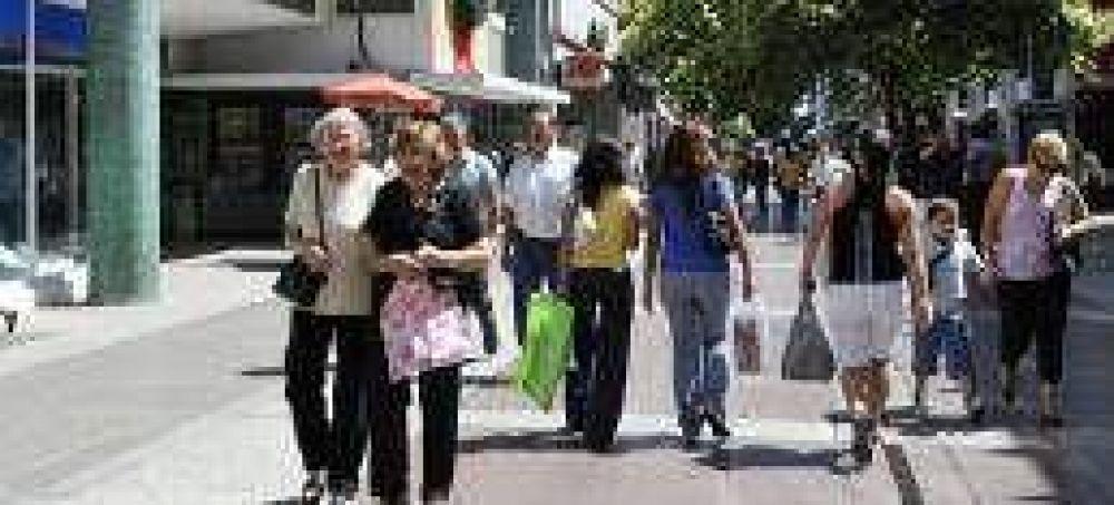 Se acentúa la desaceleración de las ventas en los comercios rosarinos
