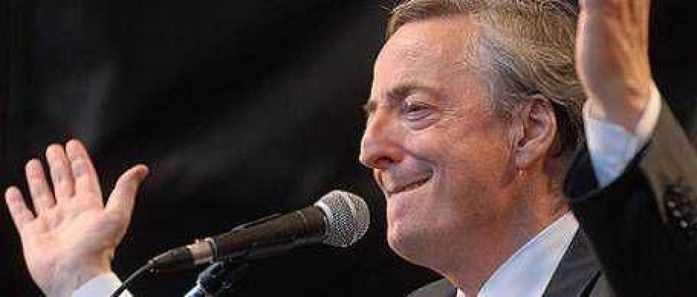 Así justificó Néstor Kirchner su incremento patrimonial