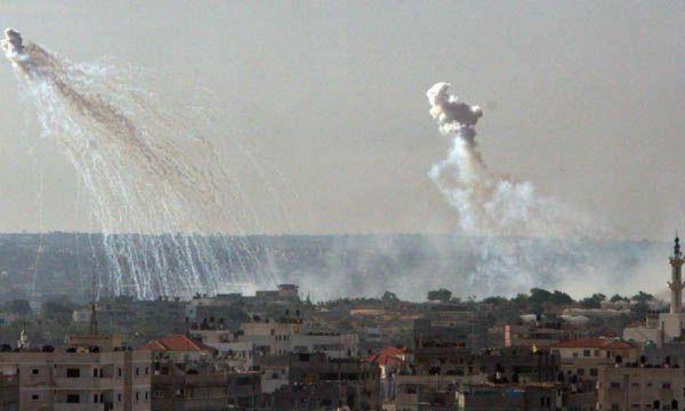 Hamas lanza misiles a horas de tregua con Israel