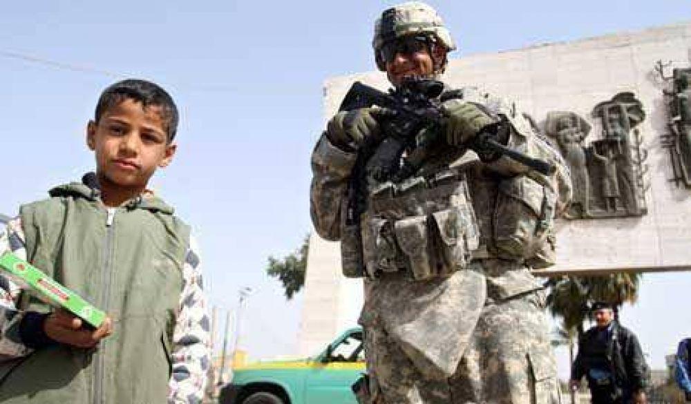 Estafa histórica de la U.S. Army con fondos para la reconstrucción de Irak