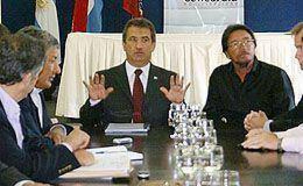 Urribarri adelantó que la reunión entre el Gobierno y el Campo se hará