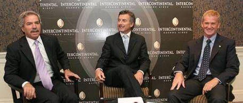 La alianza Macri-Solá-De Narváez cambió el panorama