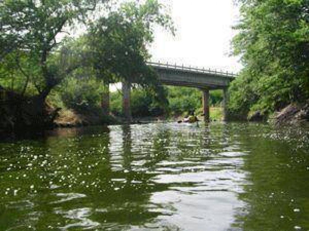 Tras los reclamos de la Reserva Natural  Provincia relevó el estado de limpieza del Río Luján