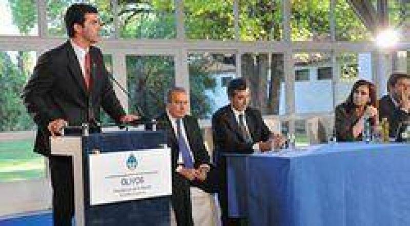 Prometieron un plan de obras para Salta, con fondos nacionales
