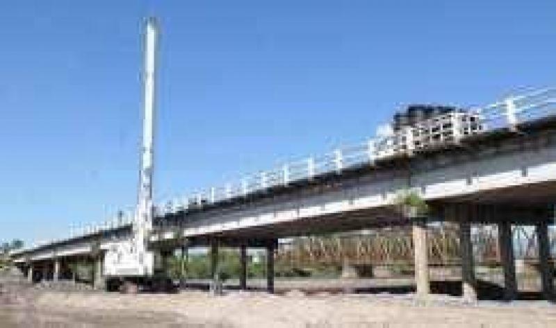 En 60 días estará reparado el puente sobre el río Gastona