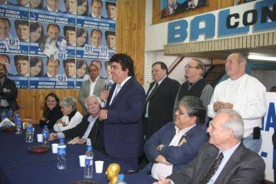 """San Justo: """"Por la unidad del peronismo: Todos a Velez"""""""
