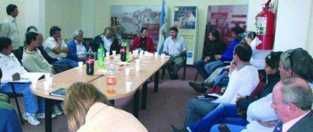 Se logró el acuerdo para iniciar el proceso de compra de las tierras usurpadas en Margen Sur.