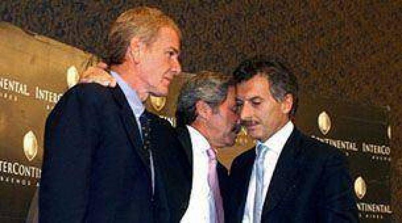 Se reúnen De Narváez y Solá