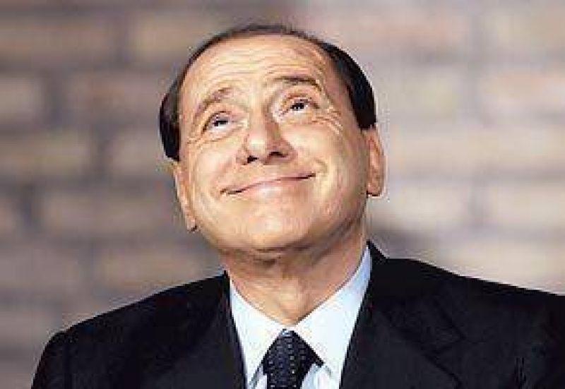 Berlusconi: esc�ndalo por un chiste sobre los desaparecidos argentinos