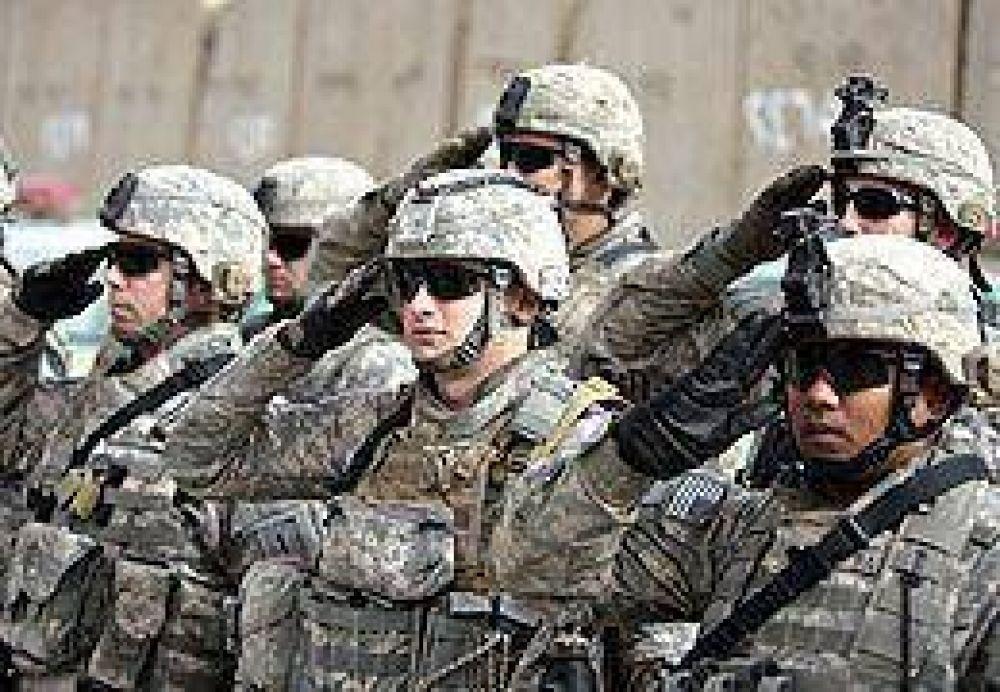 EEUU enviará 17.000 soldados más a Afganistán