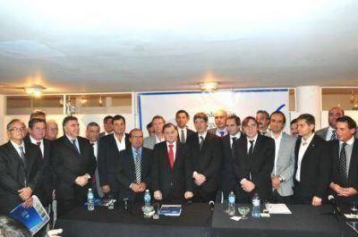 Julio Pereyra fue nuevamente electo al frente de la Federaci�n Argentina de Municipios