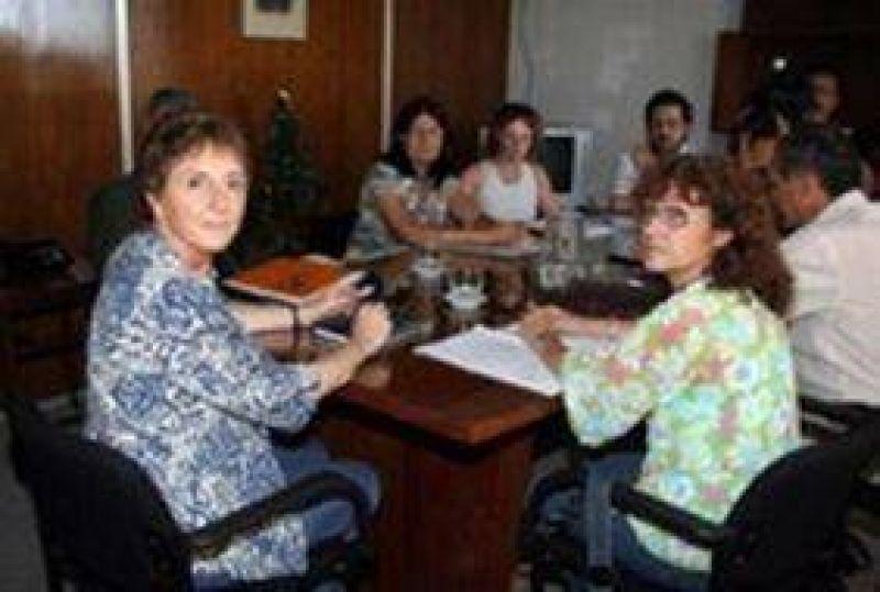 El lunes se realiza la primera reunión paritaria docente