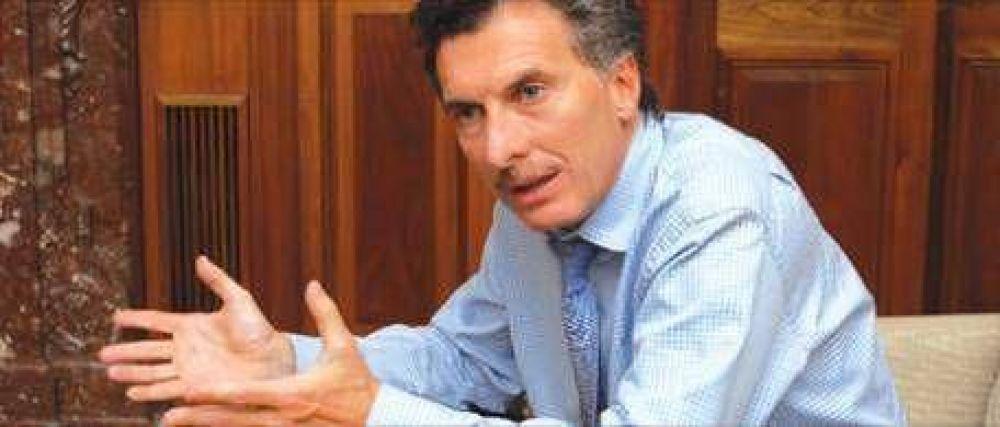 Por orden de Kirchner, Macri no podrá emitir bonos