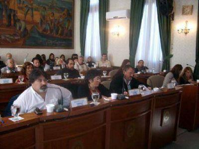 Concejo Deliberante: Entre la ultra derecha, la soberanía de YPF y la huida de la concejal