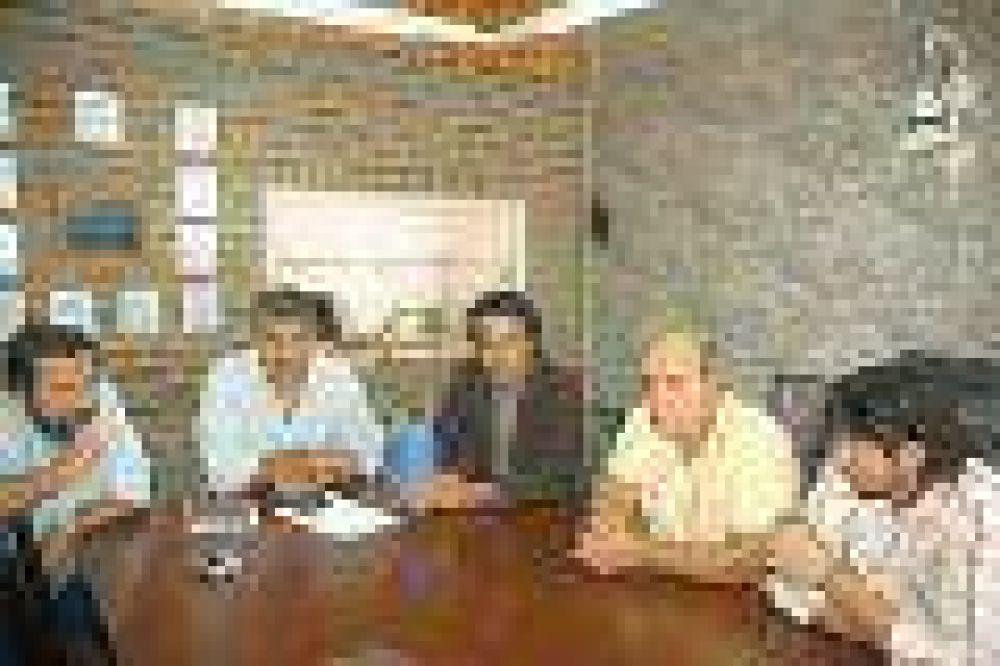 Gremios de la Mesa de Unidad Sindical insistieron en discutir salarios.