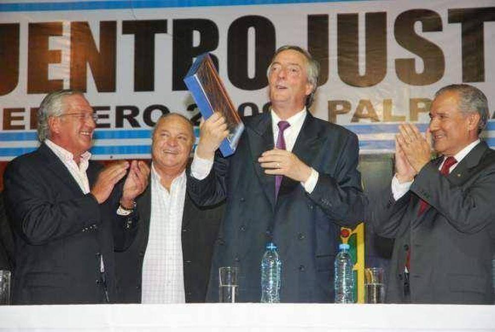 Kirchner visitó Jujuy y pidió