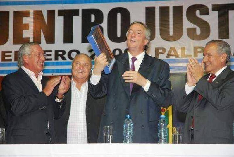 Kirchner visit� Jujuy y pidi�