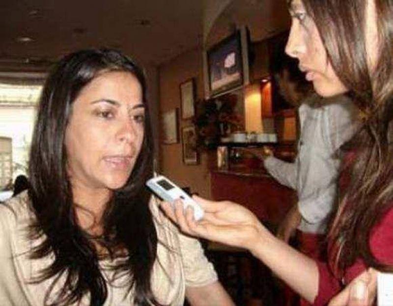 Carolina Moises reclamó diálogo al titular del PJ local