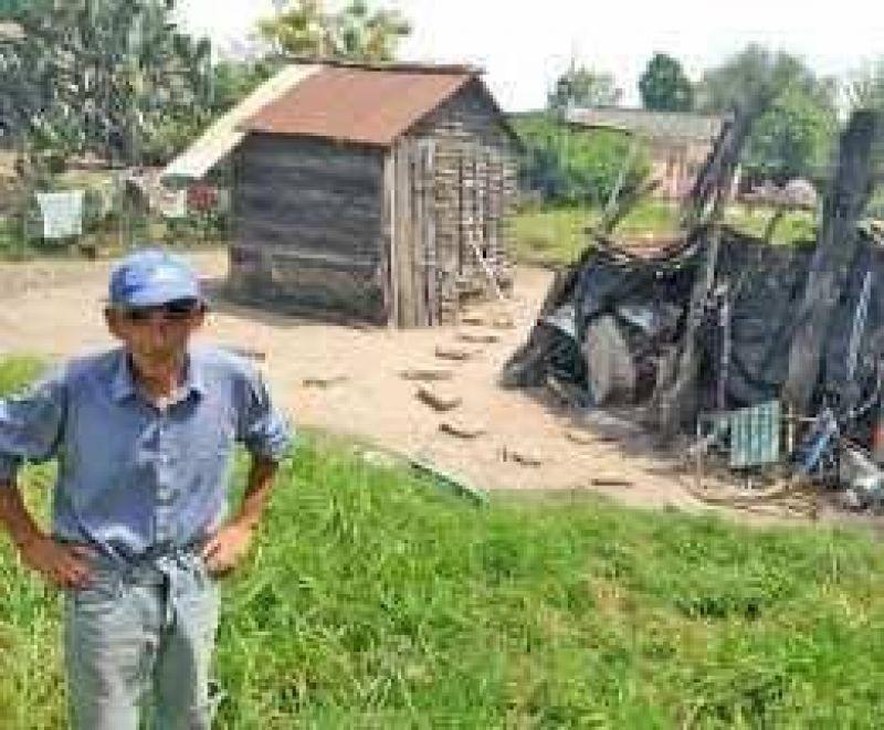 Delfín Gallo, un pueblo que no tiene propietarios
