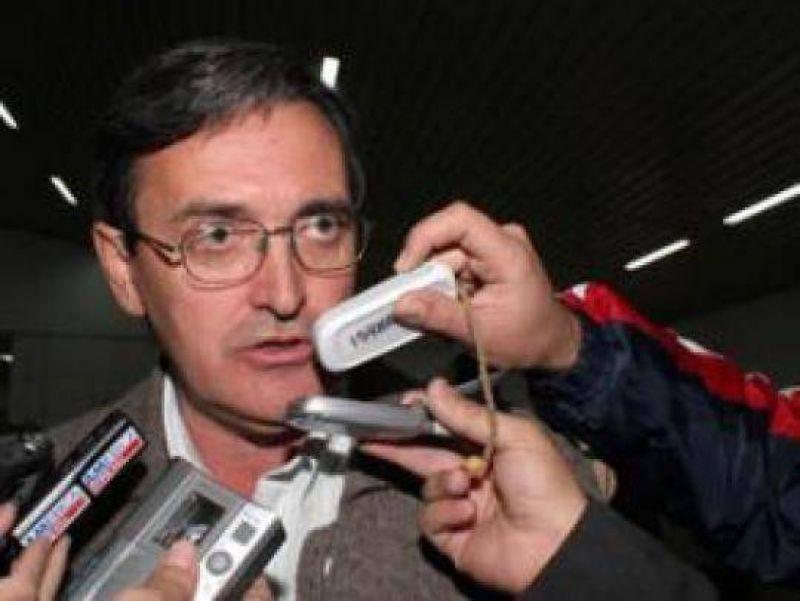 Bariloche: Mendioroz se reunió con el intendente Cascón .