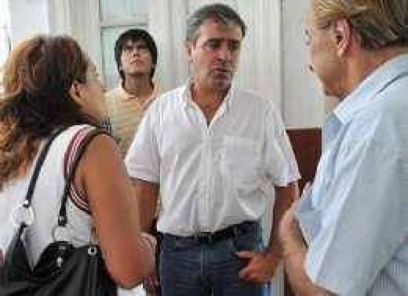 """""""Es un triunfo de la gente que se manifestó en la provincia"""""""