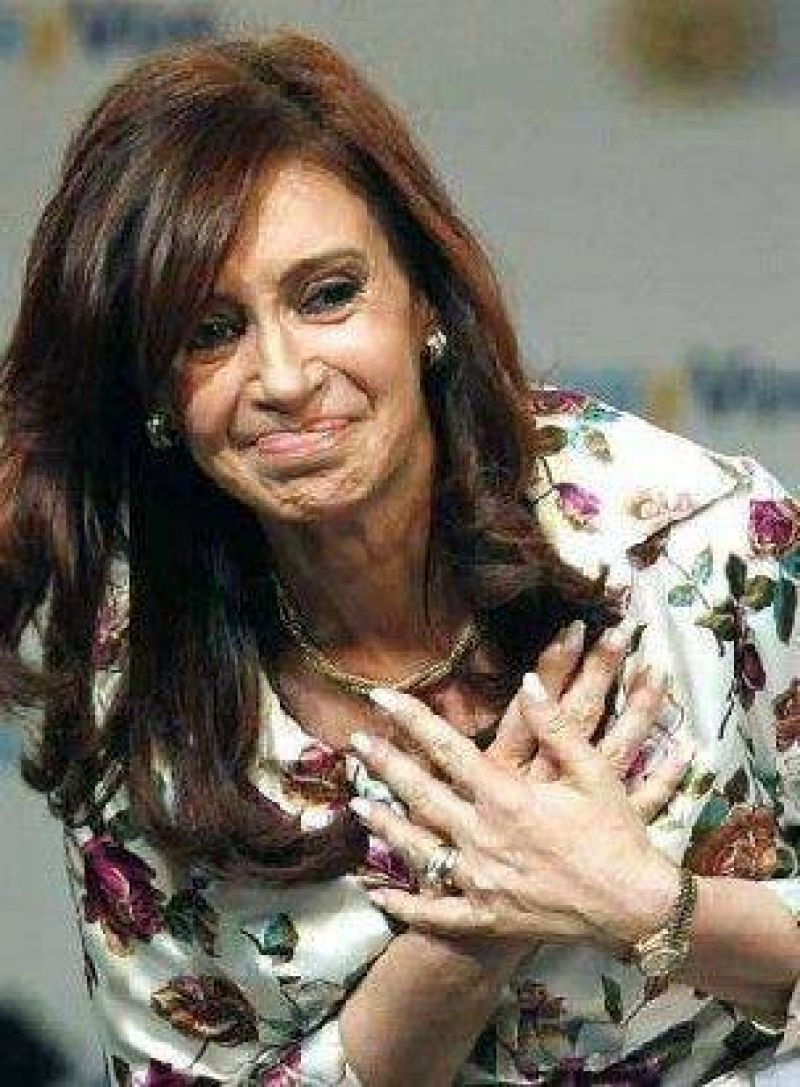 Confirman la venida de la presidenta Cristina Kirchner para el lunes