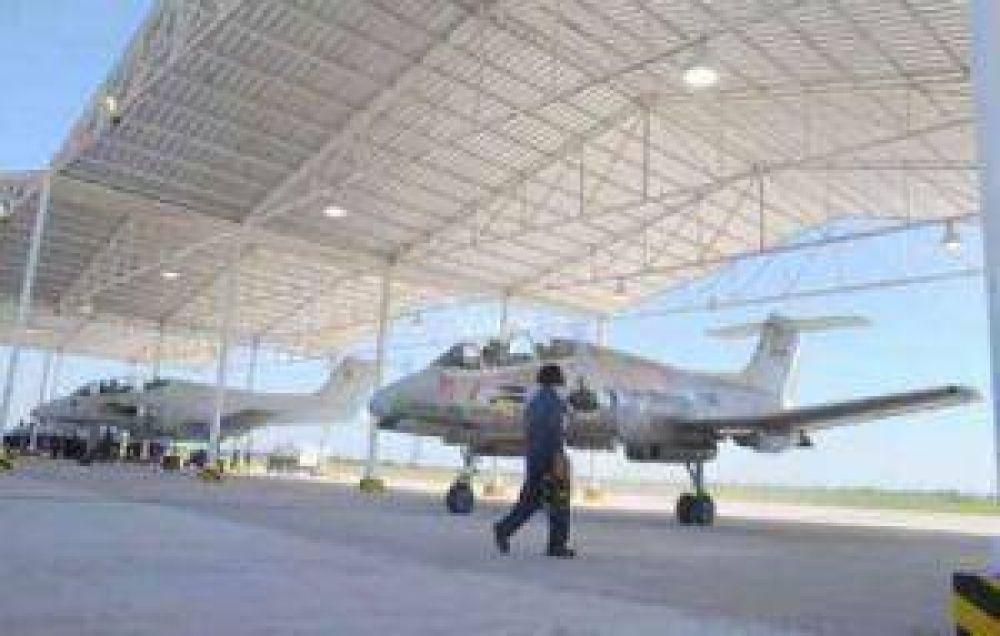 El Centro de Vigilancia aeroespacial contará con un moderno equipamiento