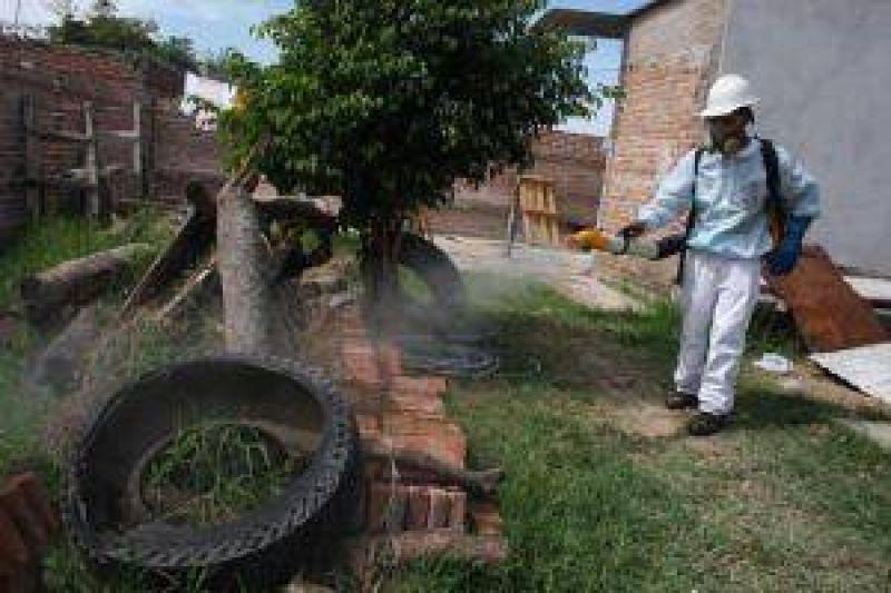 Comenzó en Sáenz Peña la lucha contra el dengue