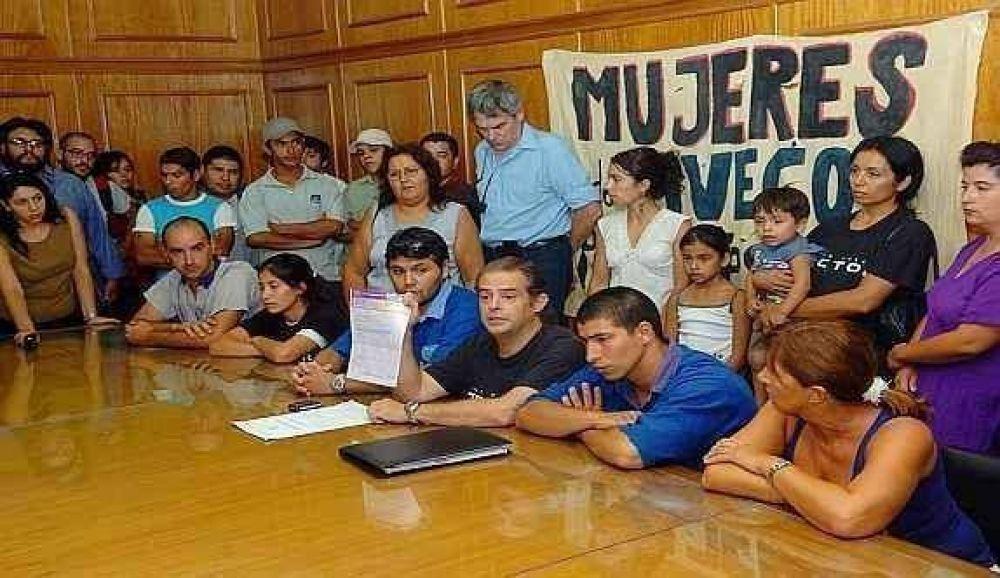 Iveco envió telegramas a 150 contratados