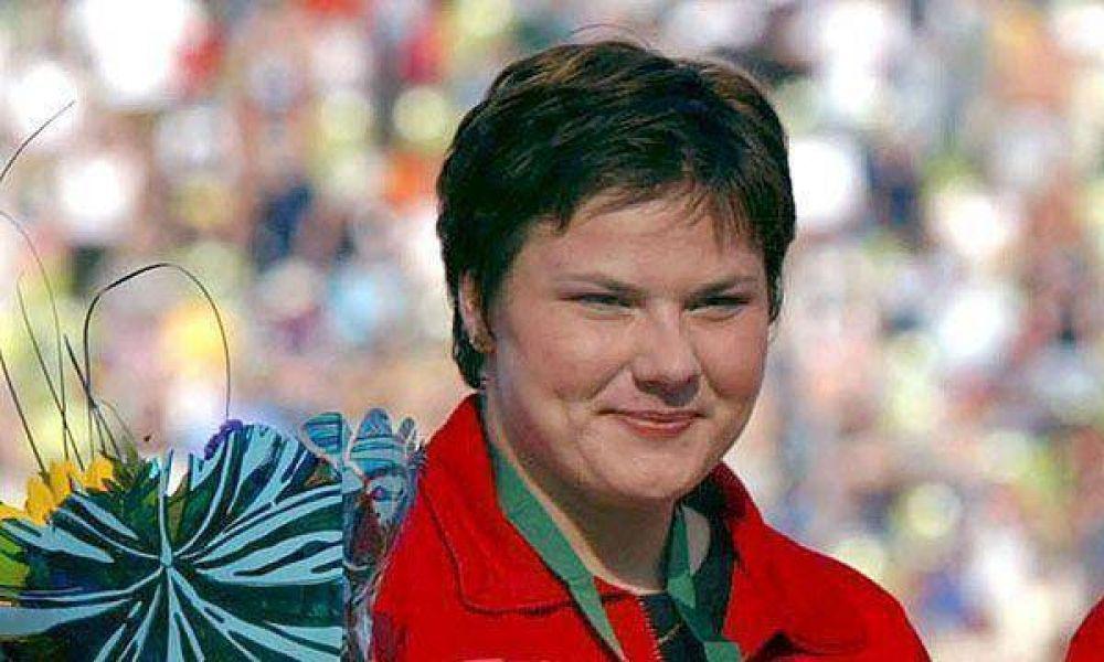 Una campeona olímpica que murió entrenando.