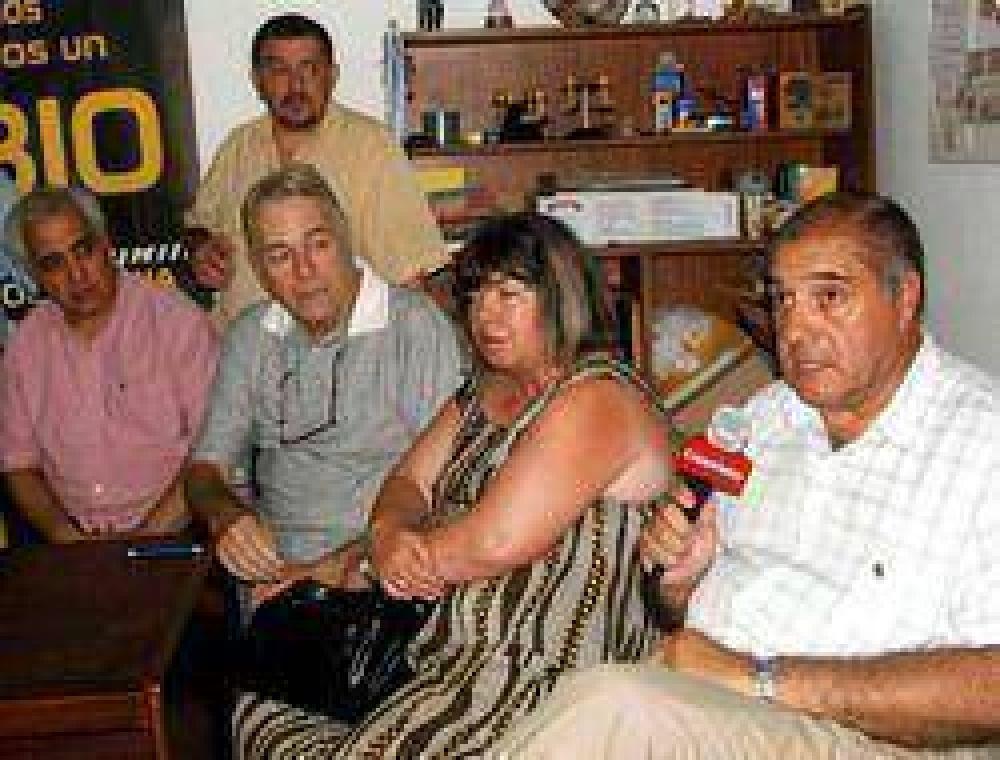 Primero Campana reclamó que se apruebe el proyecto de boleta única para las próximas elecciones