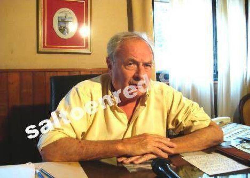 El Intendente Migliaro pidió licencia médica