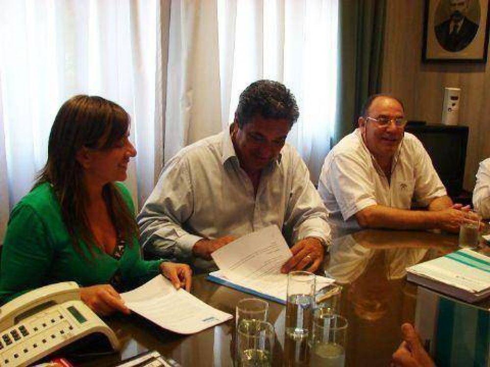 Planta de Tratamiento y Argüello ABSA anunció importantes obras para Berisso