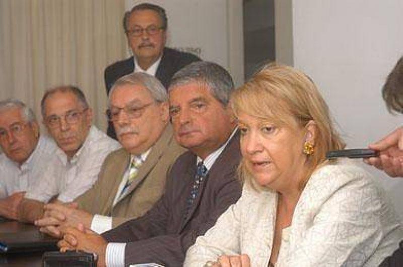 Noemí Rial dijo que es tiempo de priorizar la conservación del empleo