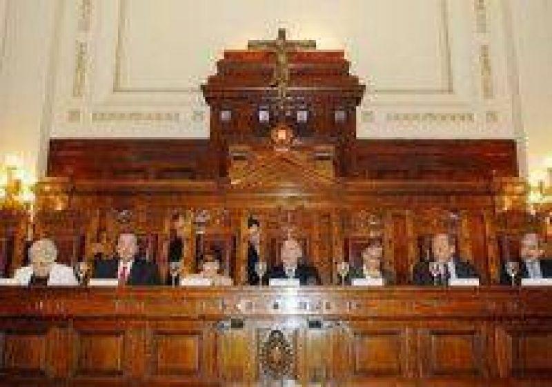 Llevan a la Corte el diferendo por el Corredor Bioceánico.