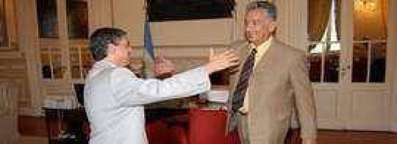 Martiarena en San Luis dijo que será gobernador de Jujuy