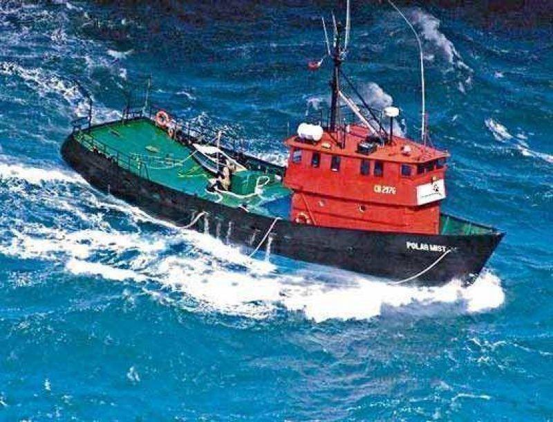 Misterioso naufragio frente a Santa Cruz de un barco lleno de oro
