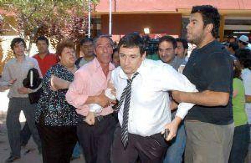 Santa Rosa: la Justicia dejó a Salgado a un paso de ser restituido
