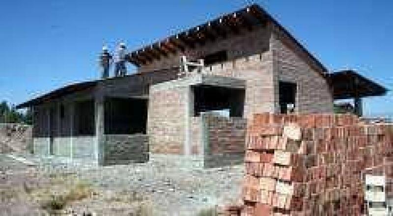 Empieza a moverse la construcción privada