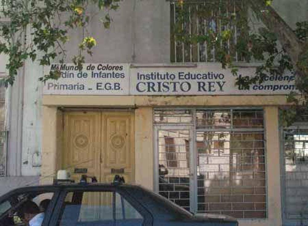 Difícil situación de los colegios privados
